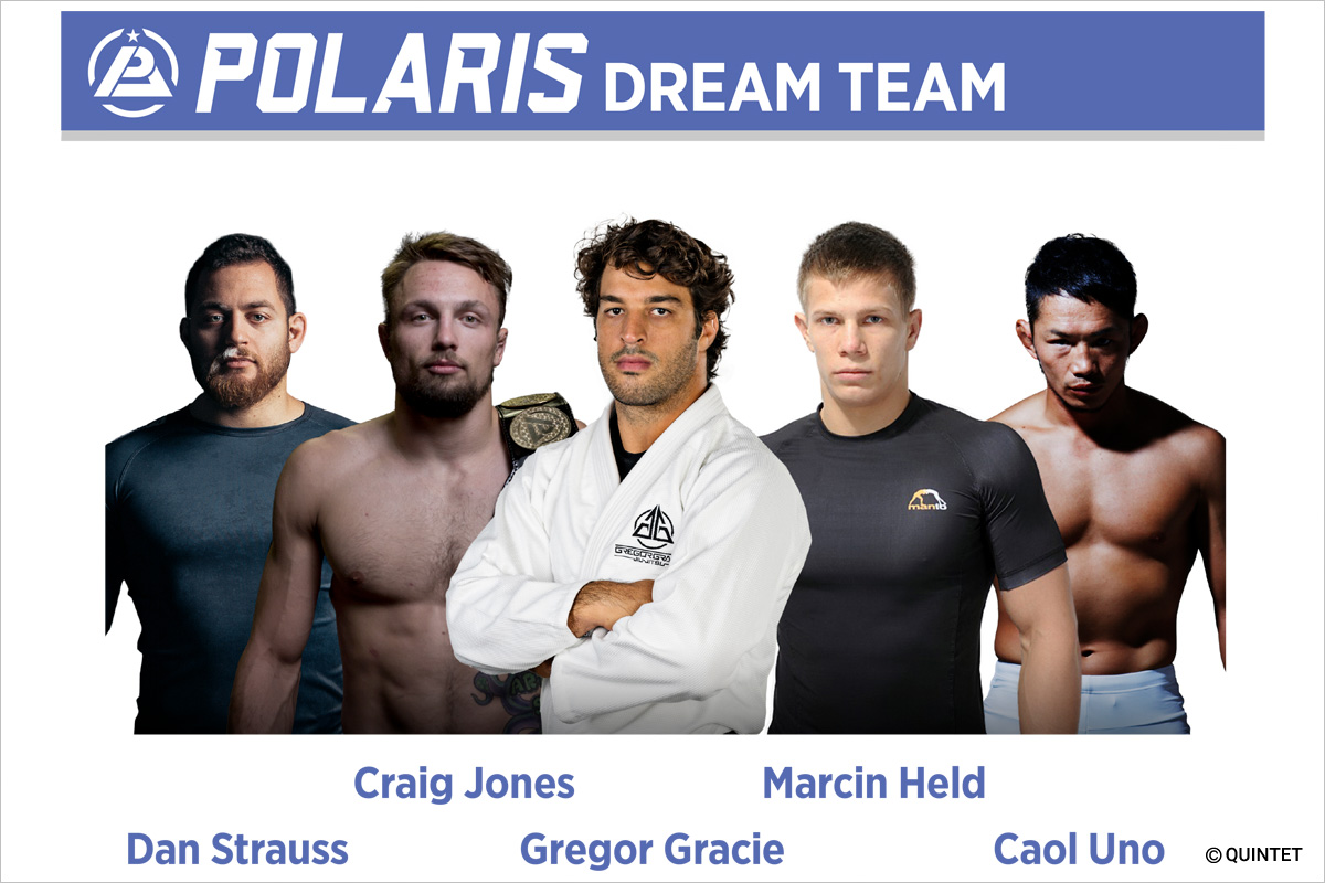 Polaris Dream Team