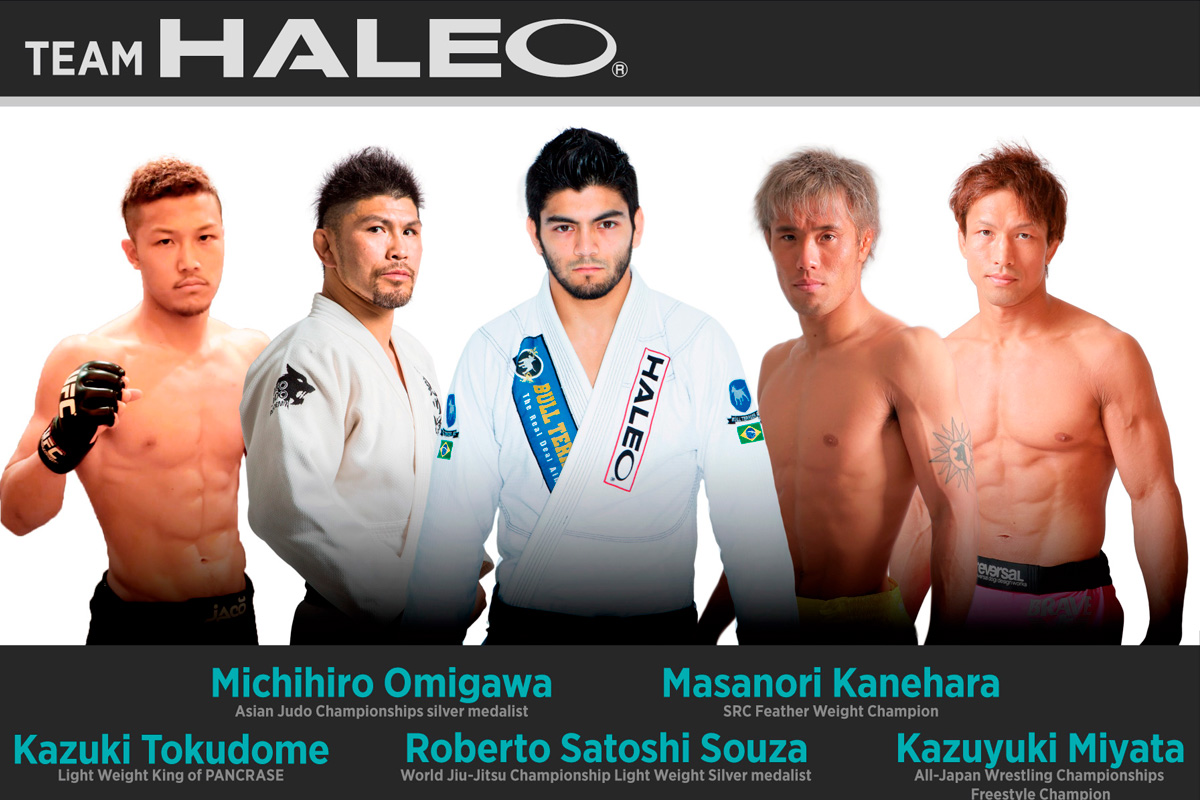 team HALEO