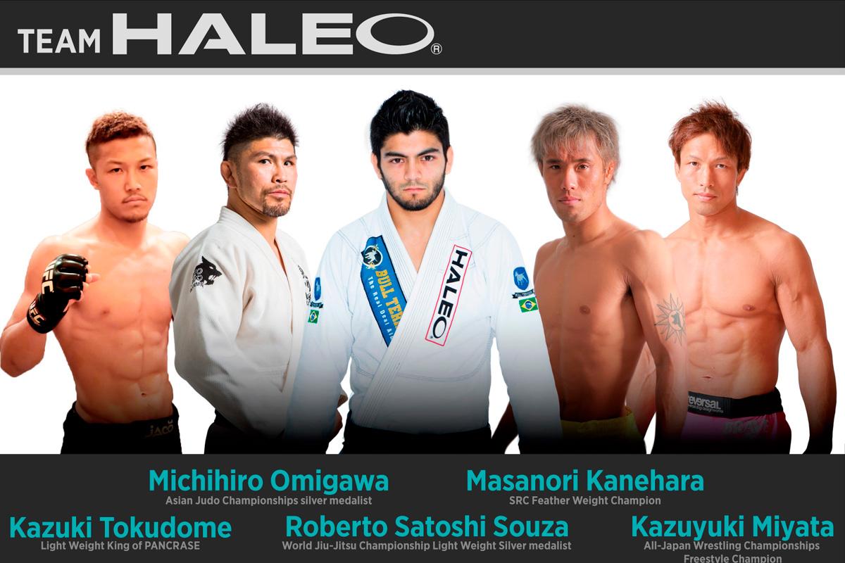 team HALEO