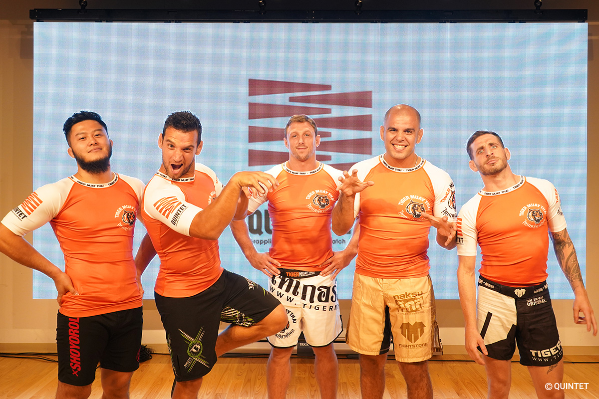 TEAM Tiger Muay Thai