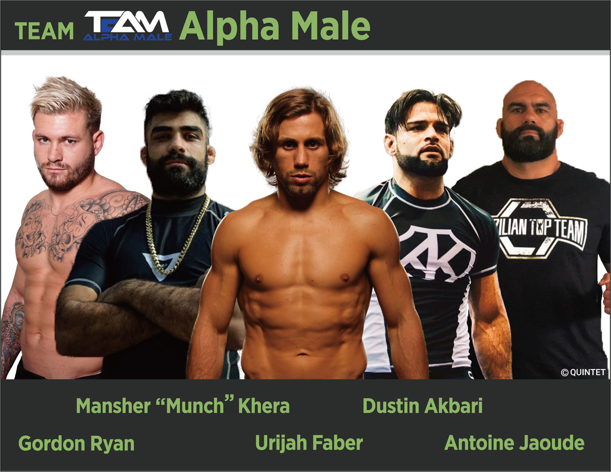 Team Alpha Male