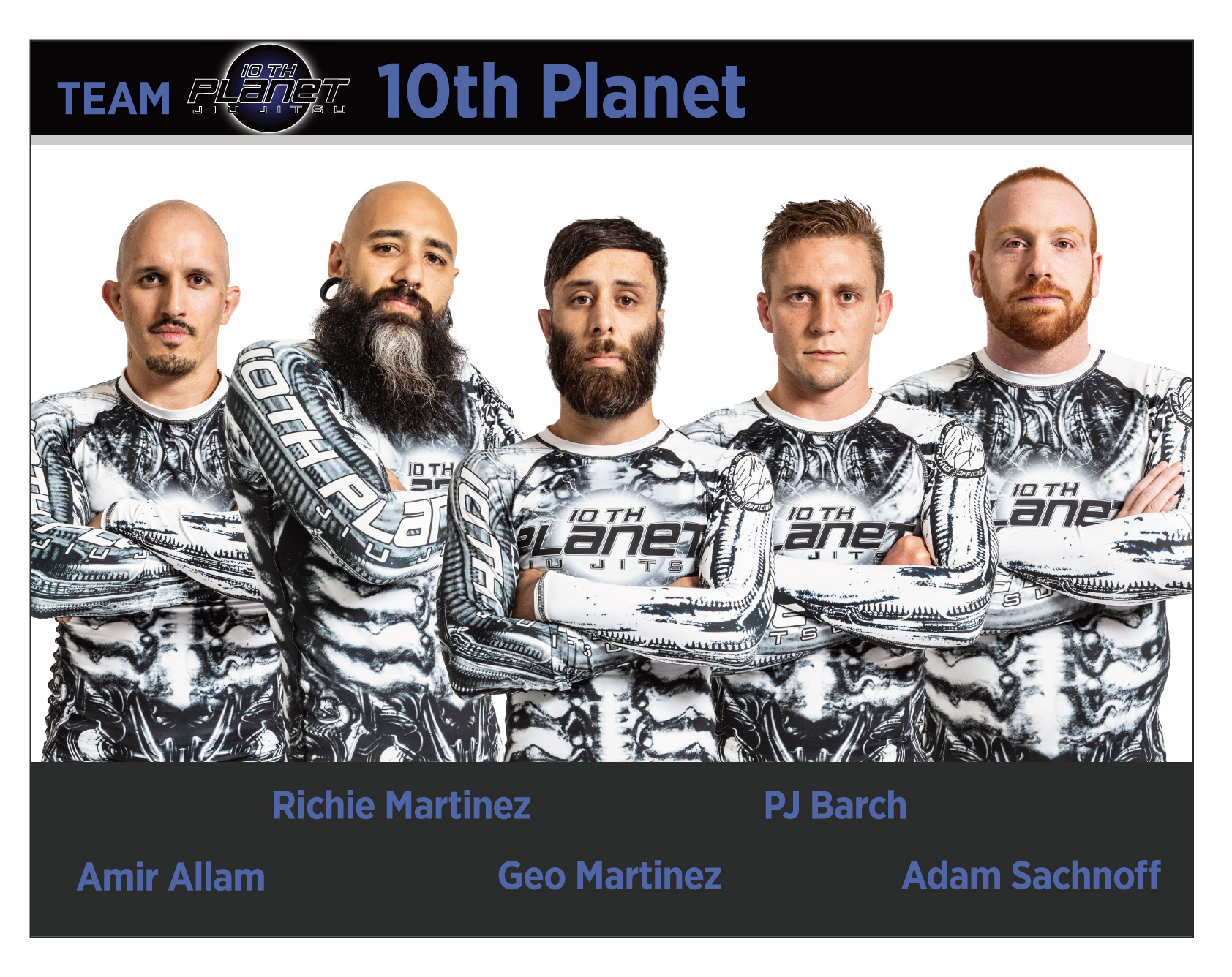 Quintet 3 -Grappling Team Survival - October 5 (OFFICIAL DISCUSSION) Team_10th-planet