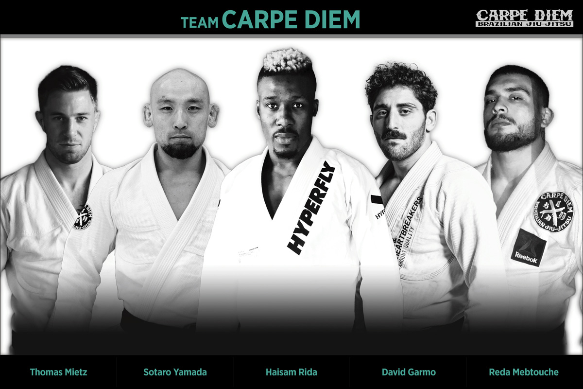 TEAM CARPE DIEM