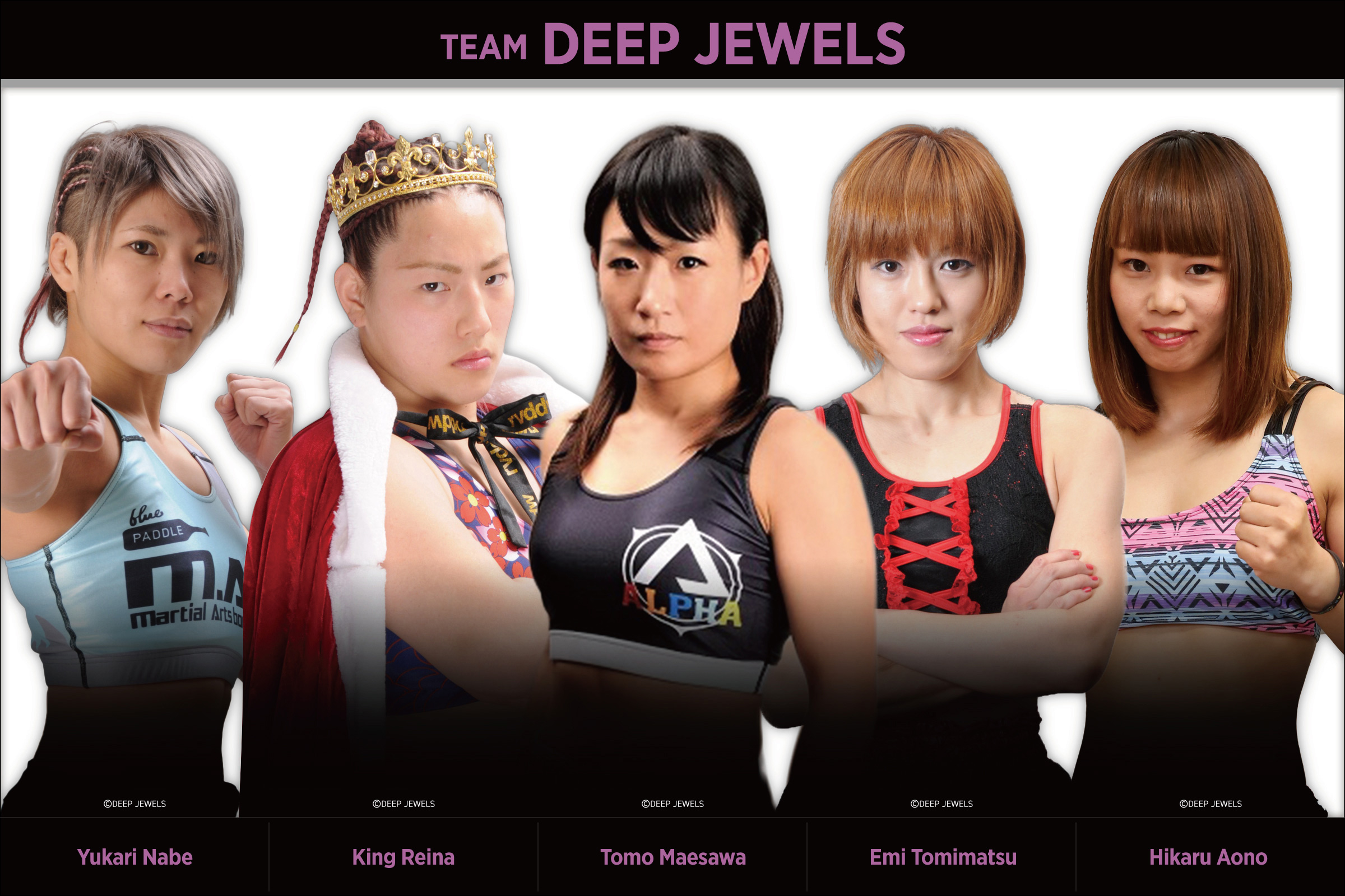TEAM DEEP JEWELS