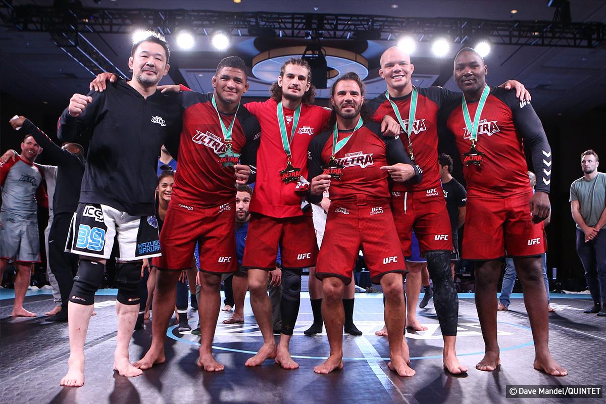 TEAM UFC and Sakuraba