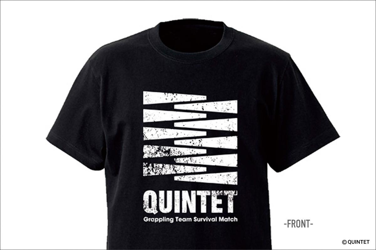 QUINTET.2 Tシャツ