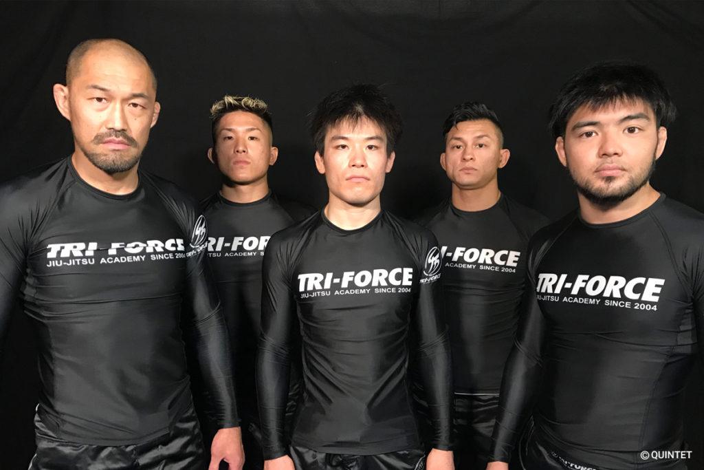TEAM TRI-FORCE